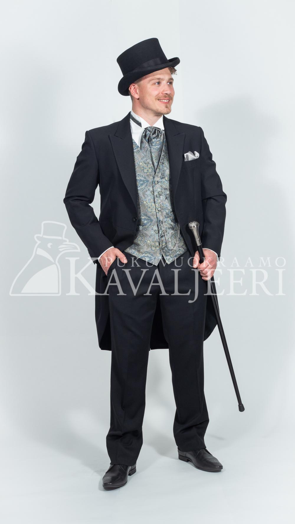 Bonjour-puku, kiiltävä erikoispuku, Cavaliere